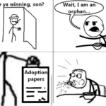 Wholesome Memes Wholesome memes, Dad text: a winning, son? Adoption papers Wait, I am an han... or  Wholesome memes, Dad
