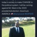 Political Memes Political, Sorry Kanye  Jul 2020 Political, Sorry Kanye