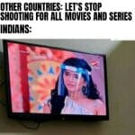 other memes Funny, Indian, TV, Indians, India, Yeh Rishta text: OTHER :COUNTRIES LET