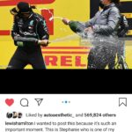 Black Twitter Memes Tweets, Lewis, Mercedes, Hamilton, Fernando, GOAT text: lewishamilton ONAS Liked by autoaesthetic_ and 569,824 others lewishamilton I wanted to post this because it
