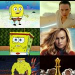 other memes Funny, Rey, Queen, Marvel, Captain Marvel, Rex text: Strongest female characters  Funny, Rey, Queen, Marvel, Captain Marvel, Rex