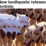 Dank Memes Dank, WgXcQ, VvVC, Qw4, INVEST text: New toothpaste releases* Dentists:  Dank, WgXcQ, VvVC, Qw4, INVEST