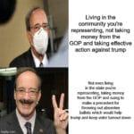 Political Memes Political, Fwww, Engel, OK, Fpolitics, Feliot text: Living in the community you