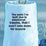 Spongebob Memes Spongebob, Yelp text: Me begging for someone to love me The walls I