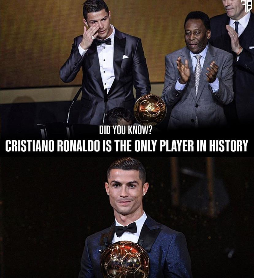 Cringe, Ronaldo, Messi, Pele, Pel, Joe Thomas cringe memes Cringe, Ronaldo, Messi, Pele, Pel, Joe Thomas text: KNOW? CRISTIANO RONALDO IS THE ONLY PLAYER IN HISTORY