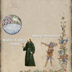 History Memes History, Wait, Sun, Earth, Vatican, Southern Hemisphere text: Always Hath been ait tis Earth i round  History, Wait, Sun, Earth, Vatican, Southern Hemisphere