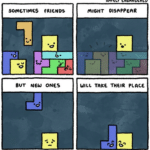 Wholesome Memes Wholesome memes, Tetris text: SRFELY ENDANGÎRE.D  Wholesome memes, Tetris