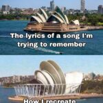 other memes Funny, SOH, Sydney, Pretty, French, Bobby text: ——TheeIyrics of a song I