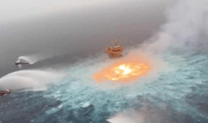 Trying to put out oil fire in ocean 4305,4293,4313,4318,4320,4321,4326,4385,4384,4254,4367,4364,4359,4358,4334,4254 popular meme template