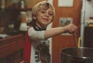 Kid stirring the pot Food meme template