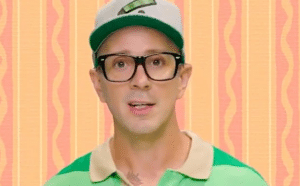 Steve from Blue's Clues talking to you 4305,4392,4390,4318,4320,4321,4326,4385,4384,4379,4374,4367,4364,4363,4353,4331 popular meme template
